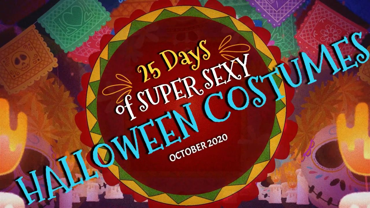 Kat Wonders 20 Days of Halloween 2020 – Day 12